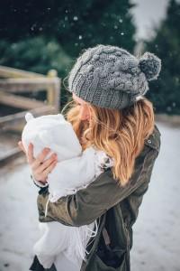 soins anti-froid pour bébé