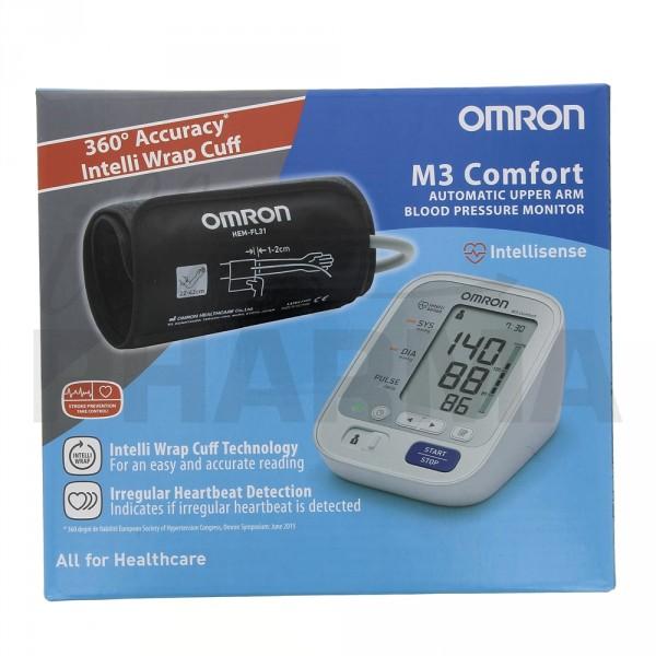 Tensiometre brassard M3 Comfort Omron