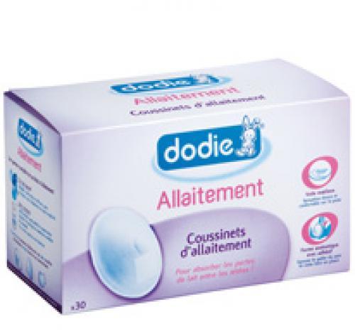 Coussinets d'allaitement Dodie