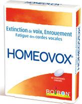 Homeovox de Boiron