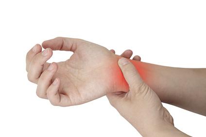 Algodystrophie du poignet