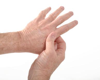 L'arthrose provoque des douleurs au niveau des articulations