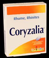 Coryzalia est un traitement homéopathiques contre le rhume des laboratoires Boiron