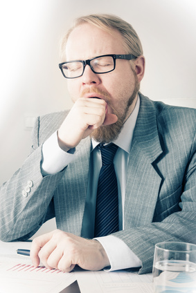 La fatigue peut être un signe extérieur de carences
