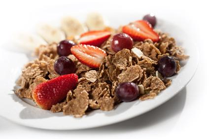 Les fibres dites non solubles sont présentes dans les céréales et les légumes