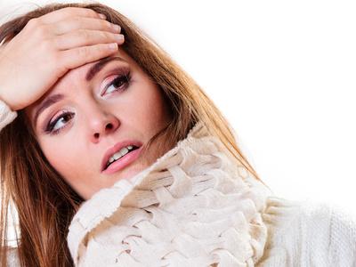 Fièvre en cas de grippe
