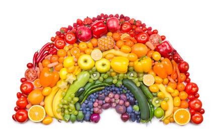 Fruits et légumes pour faciliter le transit