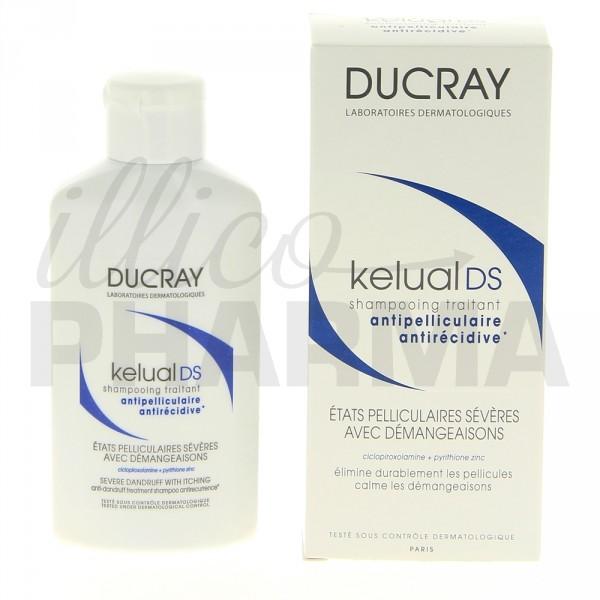 Shampoing Kelual DS de Ducray