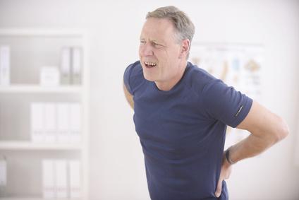Le mal de dos peut être particulièrement gênant dans la vie de tous les jours
