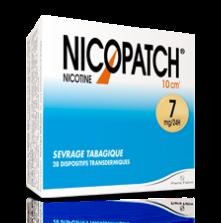 Nicopatch pour vous aider à arrêter de fumer