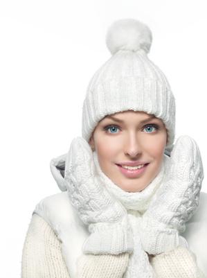 En hiver, la peau de votre visage est agressée