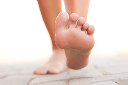 Les pieds sont les membres les plus sollicités, c'est pourquoi, il est important de les soigner