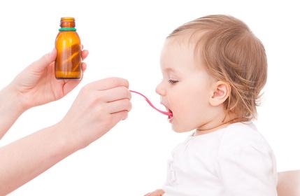 Mal de gorge chez l'enfant