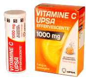 Vitamine C UPSA effervescente 1000mg