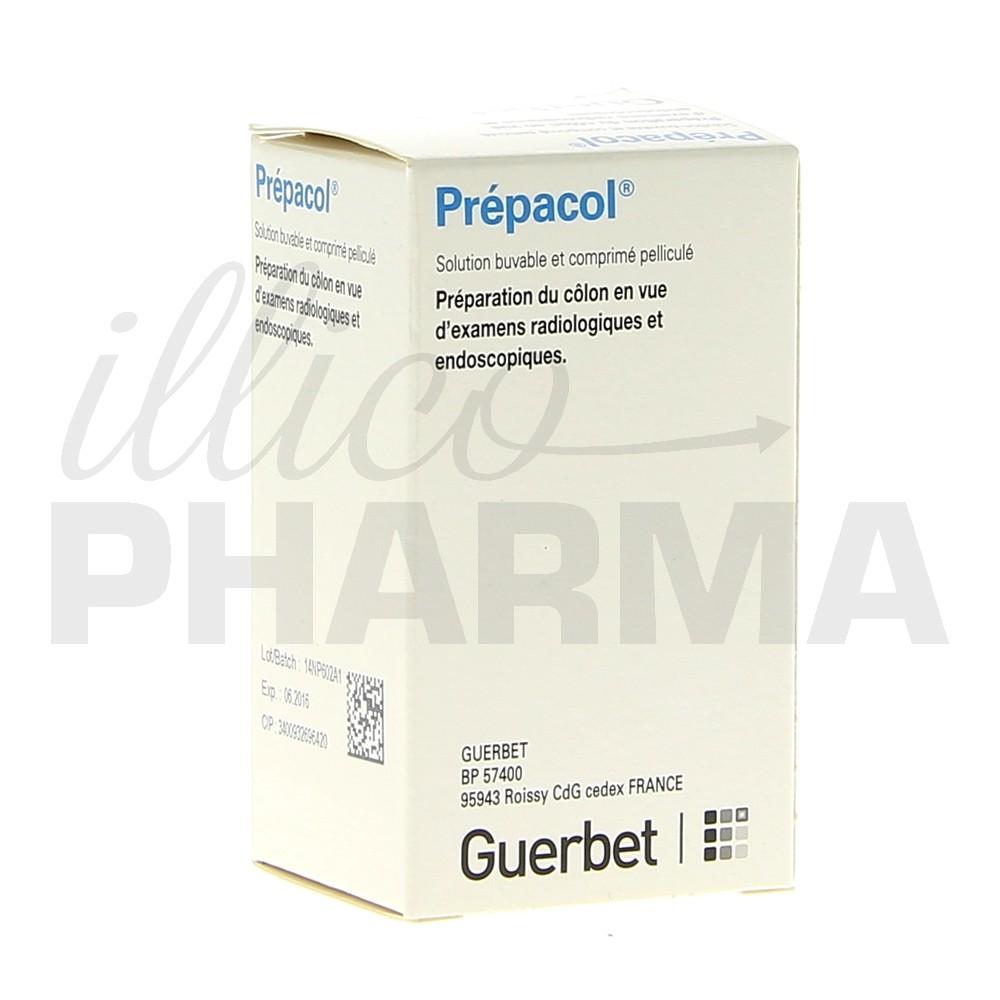 Prepacol 4cpr + Fl30ml