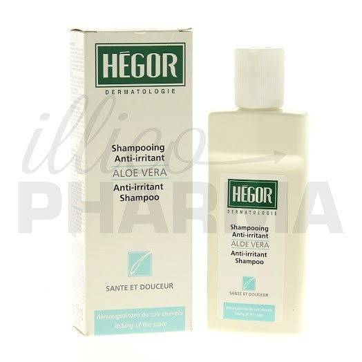 hegor shampooing l 39 aloe vera anti irritant prix. Black Bedroom Furniture Sets. Home Design Ideas