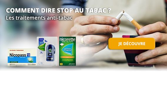 Solutions anti-tabacs