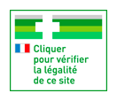 Cliquer pour vérifier la légalité de ce site